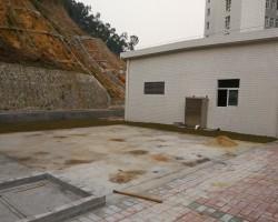 广东省江门市(地埋式生物滤池)